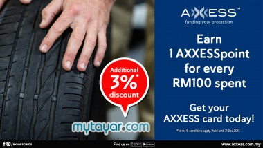 axxess loyalty card